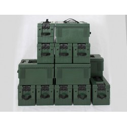 LWAC (Light Weight Ammunition Case )